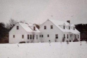 Emmet Homestead Snow 1939