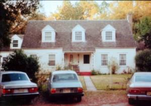 Original Emmott house today.