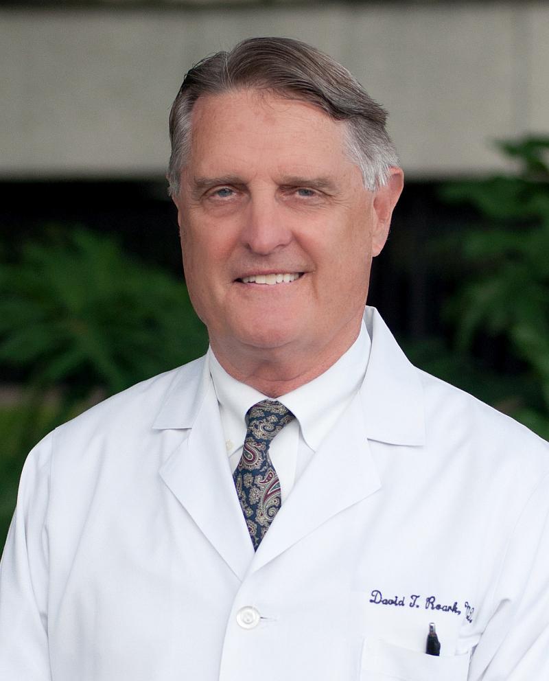 Dr. David Roark, 1945 - 2016, RIP